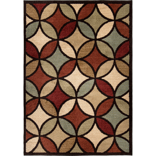 Orian Rugs American Heritage Collection Funhouse Area Rug