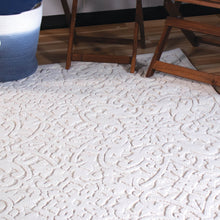 Orian Rugs Boucle' Collection Biscay Natural Area Rug