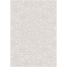 Orian Rugs Boucle' Collection Cottage Floral Natural Area Rug