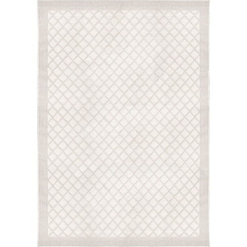Orian Rugs Jersey Home Collection Fusion Trellis Ivory Area Rug