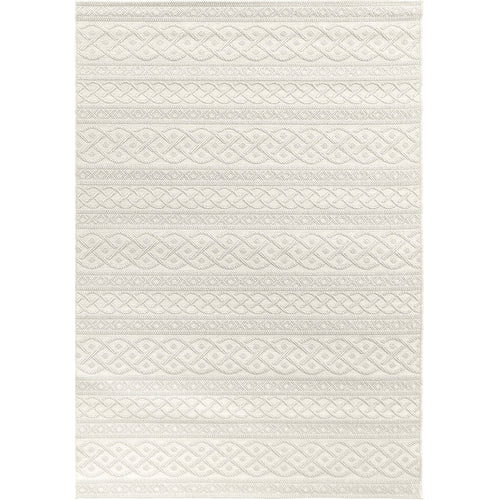 Orian Rugs Jersey Home Collection Organic Cable Ivory Area Rug