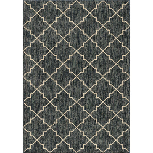 Orian Rugs Next Generation Persian Hourglass Blue Area Rug