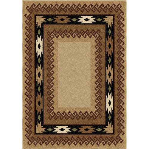 Orian Rugs Oxford Durango Bisque Area Rug