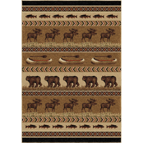 Orian Rugs Oxford Trophy Onyx Area Rug
