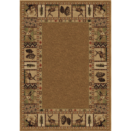 Orian Rugs Oxford High Country Albaster Area Rug