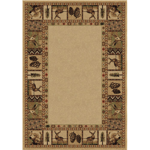Orian Rugs Oxford High Country Bisque Area Rug