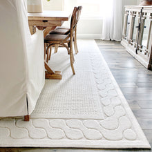 My Texas House by Orian Indoor/Outdoor Picket Fences Natural Area Rug