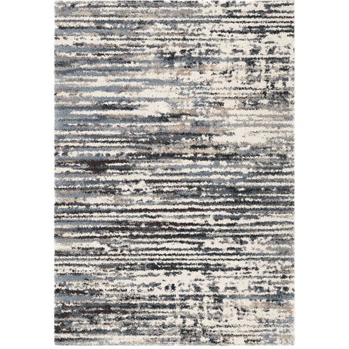 Orian Rugs Portland Tinian Muted Blue Area Rug