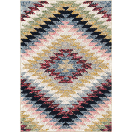 Orian Rugs Saffron South By West Multi Area Rug