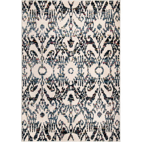 Orian West Village Bagdra White Area Rug