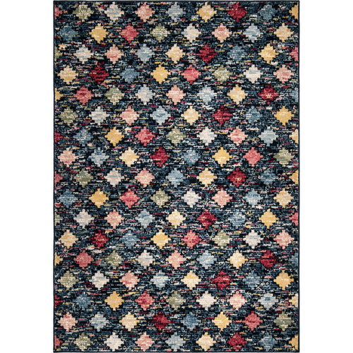 Orian West Village Color Patch Multi Area Rug