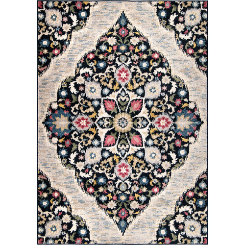 Orian West Village Persia Gray Area Rug