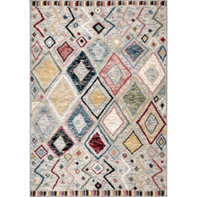 Orian West Village Settat Gray Area Rug