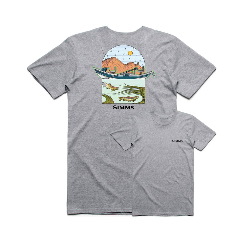 Simms Underwood River T-Shirt