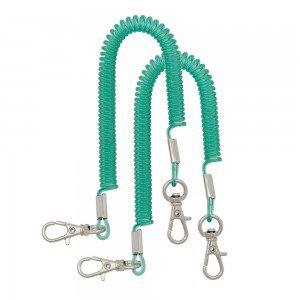 Dr Slick Clamp Buddy Bungee Lanyard 9 Inch