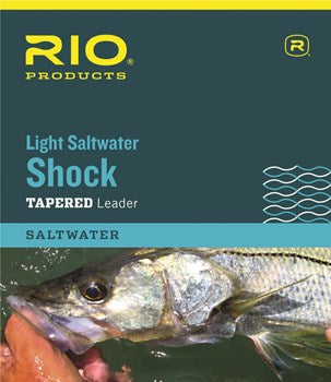 Rio Saltwater Light Shock Leader