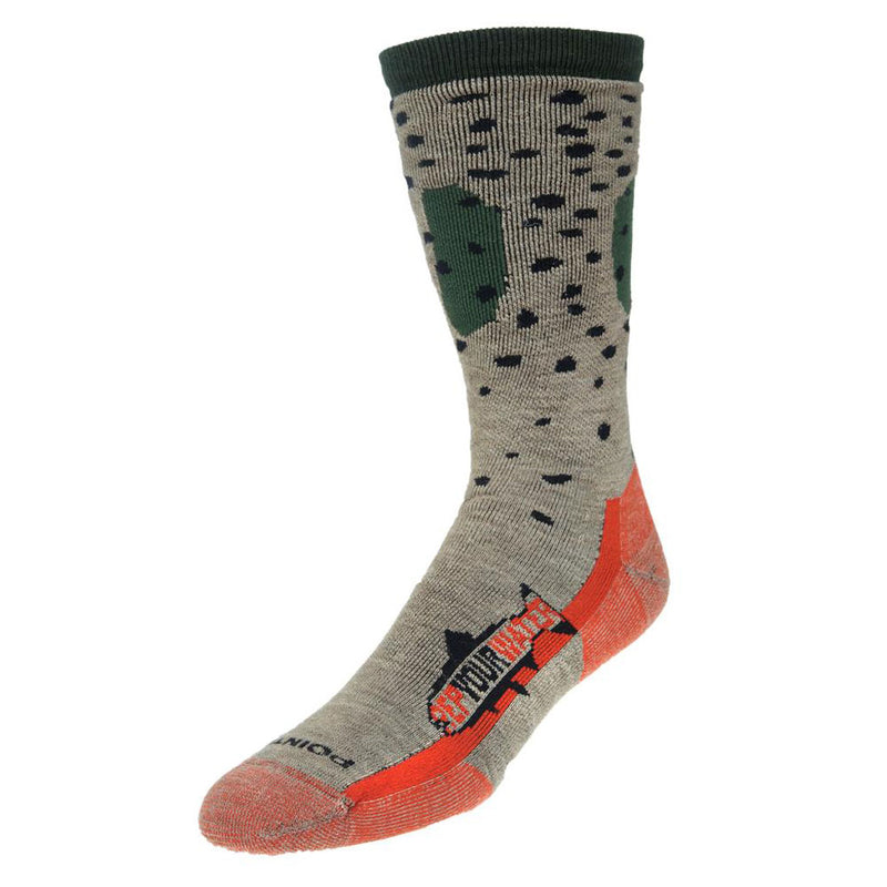 Rep Your Water Trout Skin Sock