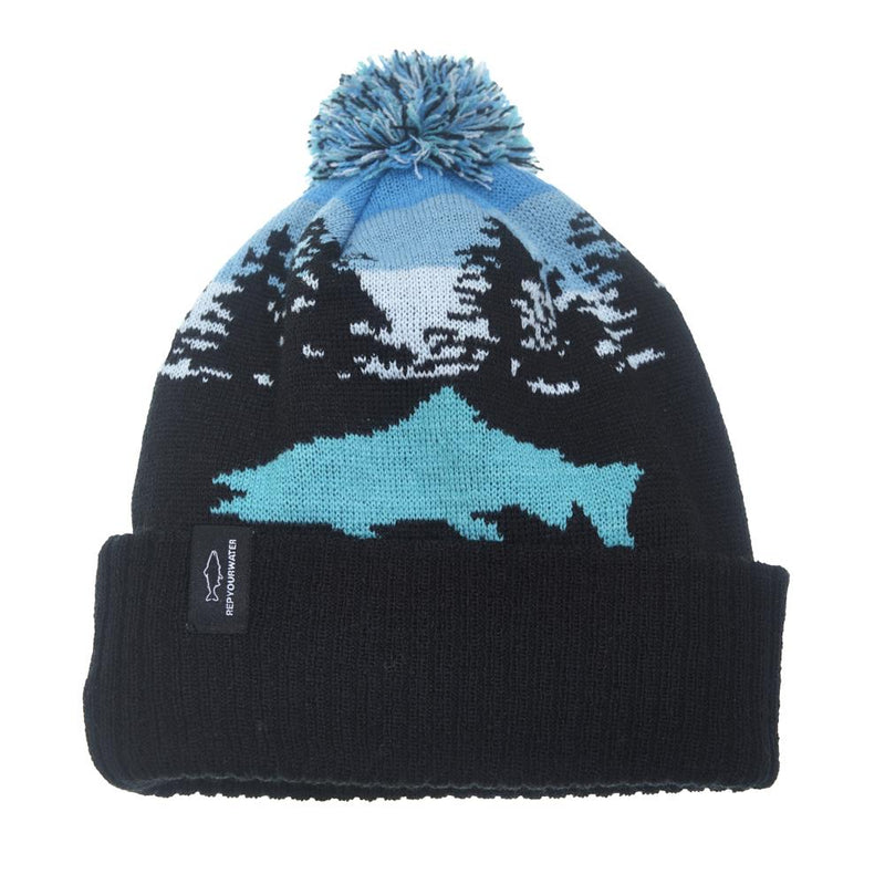 Rep Your Water Knit Hat