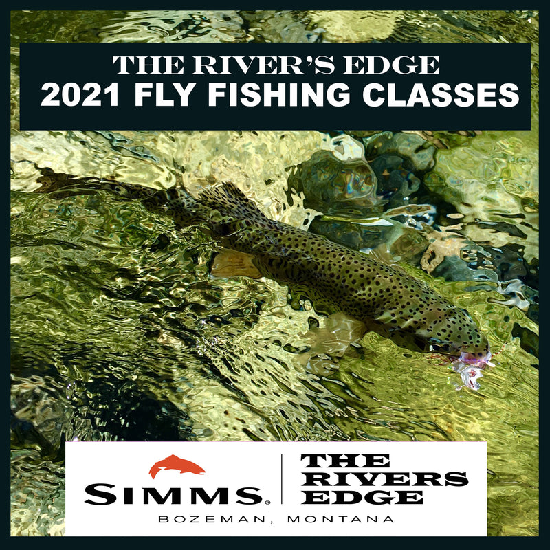 Intro to Fly Fishing Clinic