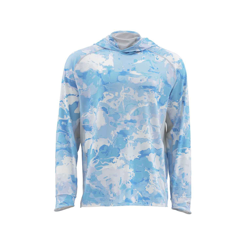 Cloud Camo Blue
