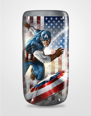 Captain America Casio FX-115 ES Plus Cover