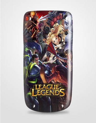 League Of Legends Casio FX-115 ES Plus Cover