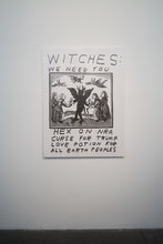 Nathaniel Russell // Witches We Need You