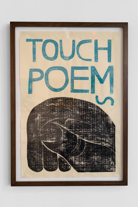 Nathaniel Russell // Touch Poems