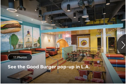 The secret 'Good Burger' sauce exists, and it's super-tasty plus See the Good Burger Pop-up in L.A.