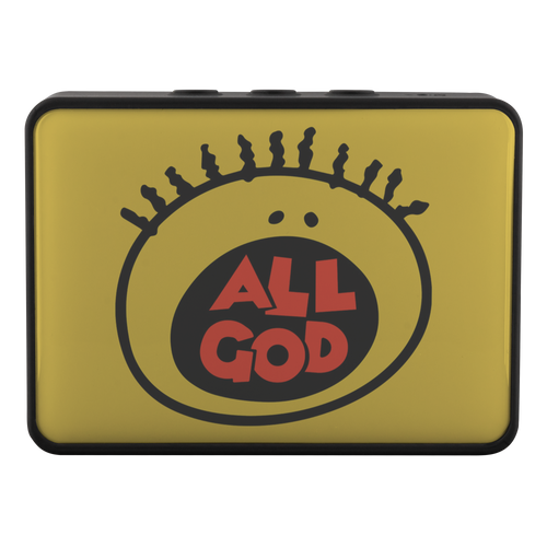 All God Boxanne Bluetooth Speaker