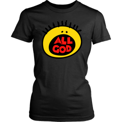 ALL GOD shirt