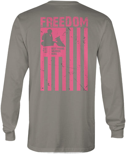 1st Foundation Light Pink Long Sleeve
