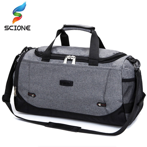 Durable Multifunction Gym Bag for Men or Women- the Best for Training!