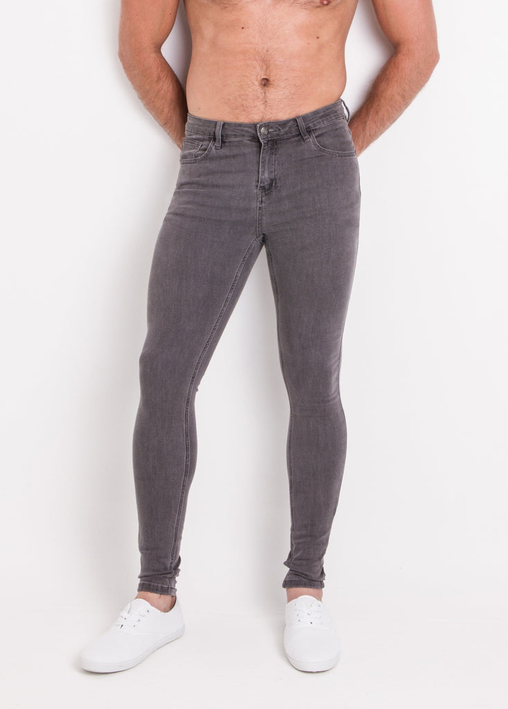 Classic Grey 'CRUISE' Denim