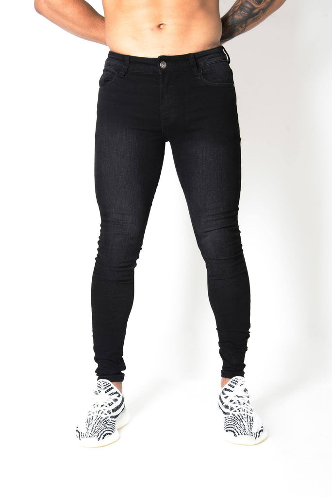 Classic Black 'CRUISE' Denim