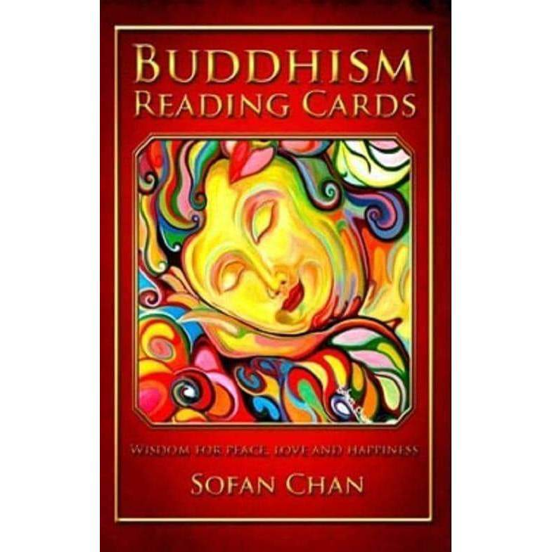 BUDDHISM READING CARDS Wisdom for Peace, Love and Happiness - Baan 57