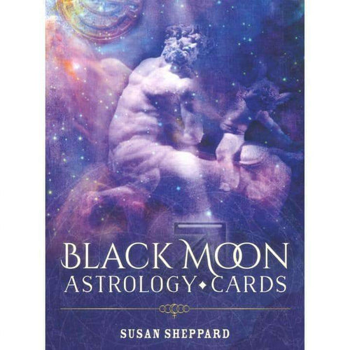 Black Moon Astrology (Oracle Cards): Free Delivery - Baan 57