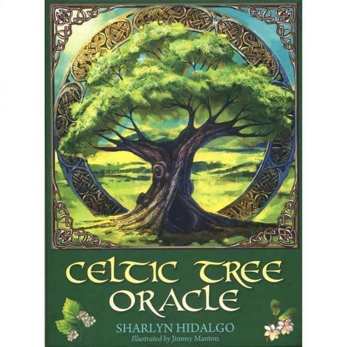 Celtic Tree (Oracle Cards) by Sharlyn Hidalgo: Free Delivery - Baan 57