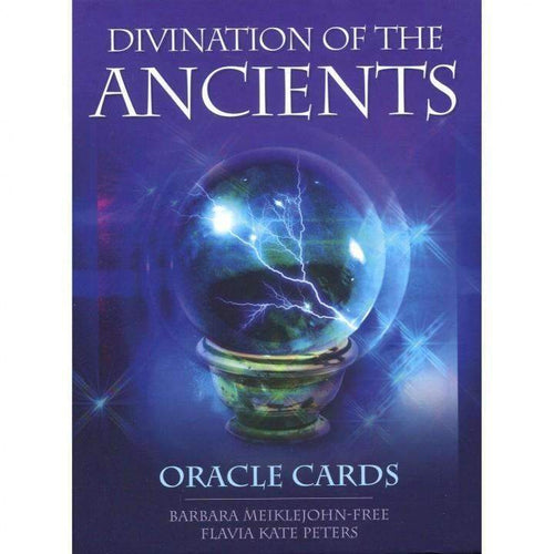 Divination of the Ancients (Oracle Cards): Free Delivery - Baan 57