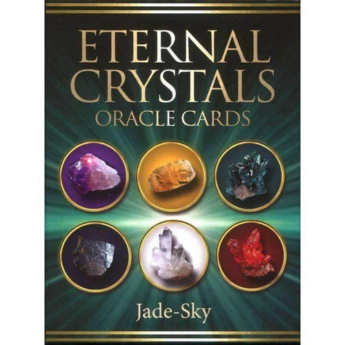 Eternal Crystals (Oracle Cards): Free Delivery - Baan 57