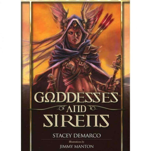 Goddesses & Sirens (Oracle Cards) by Stacey Demarco: Free Delivery - Baan 57