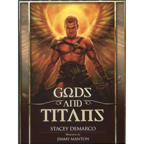 Gods & Titans (Oracle Cards) by Stacey Demarco: Free Delivery - Baan 57