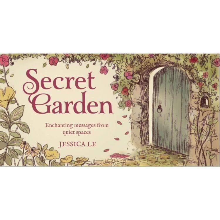Secret Garden - Affirmation Cards - Jessica Le