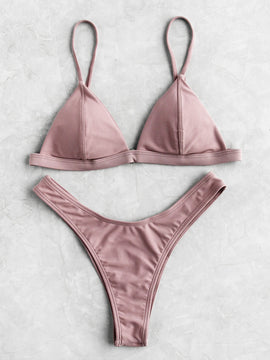 Blush Triangle Set