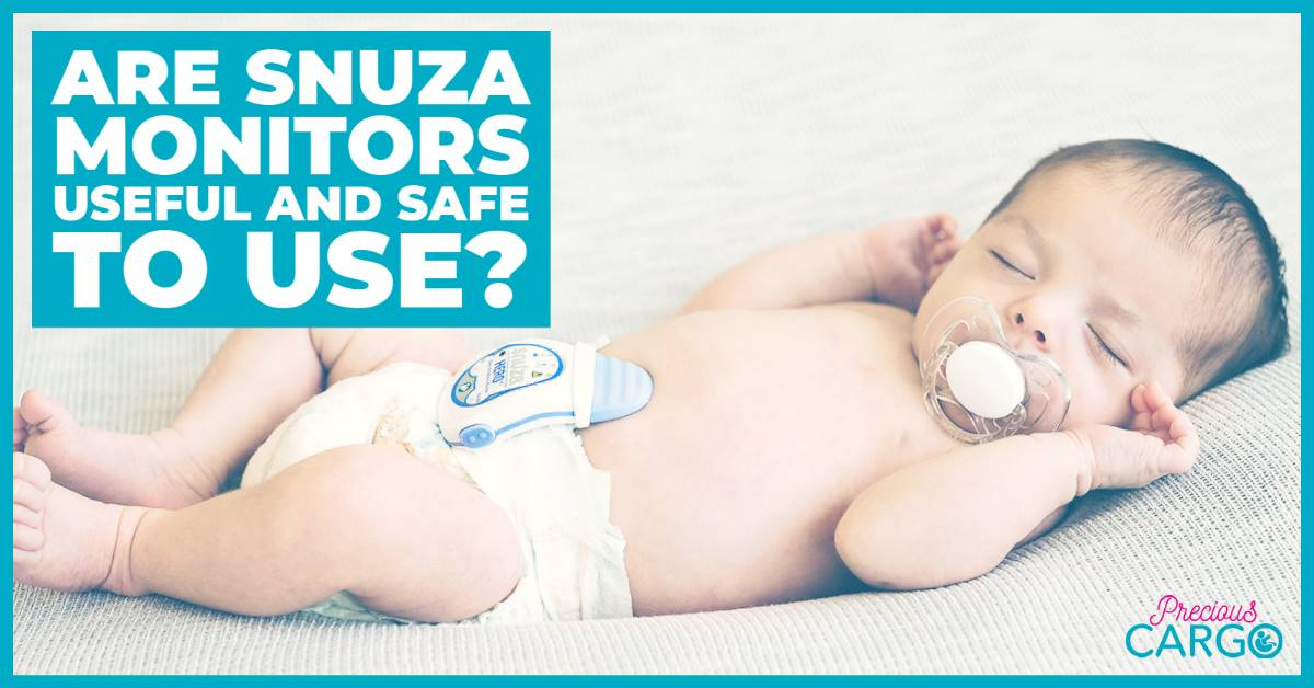 are snuza monitors useful and safe to use?