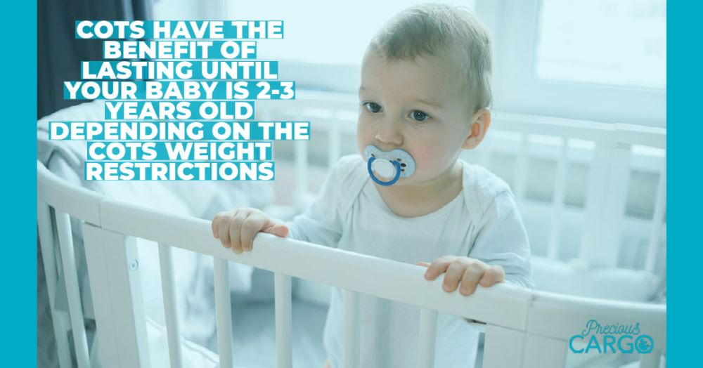 benefit of a cot