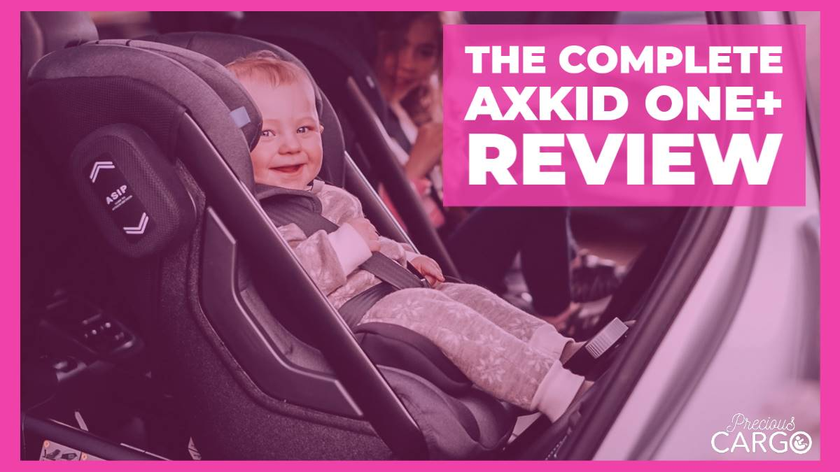 The complete Axkid One + review