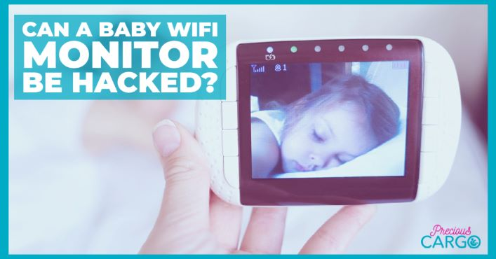 can a baby wifi monitor be hacked