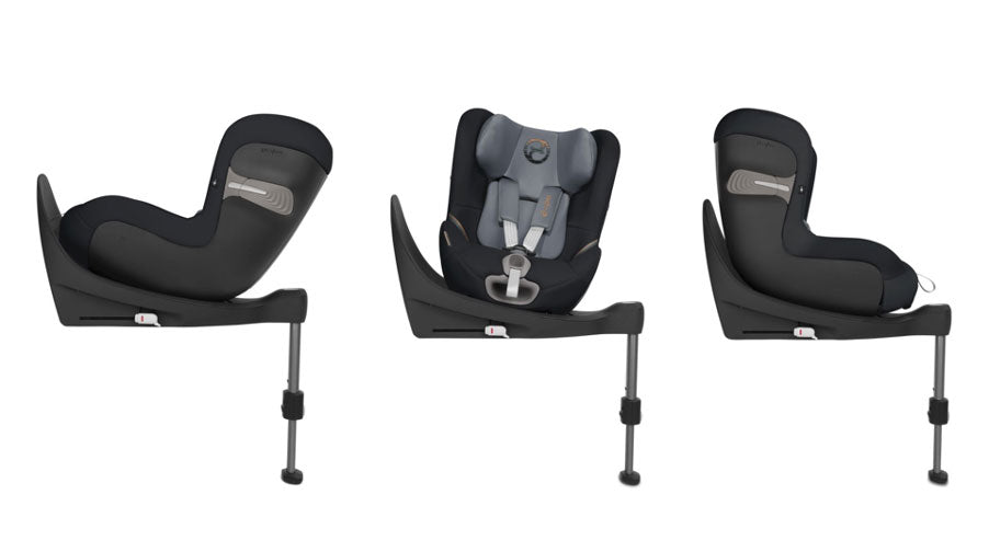 Cybex Sirona S Weight and Height limits