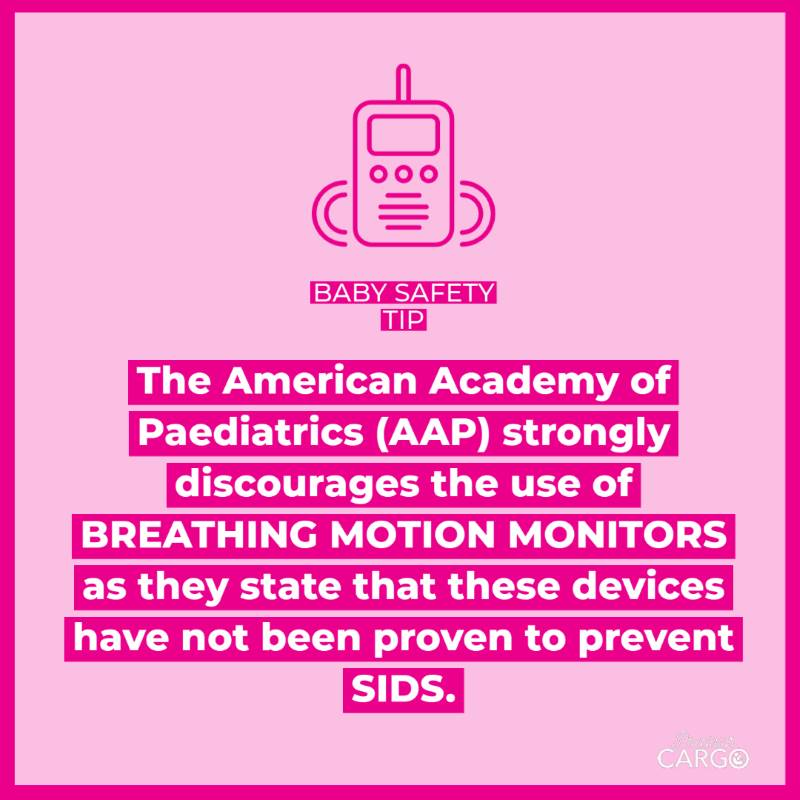 monitors do not prevent SIDS